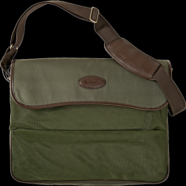 Game bag in canvas, design line