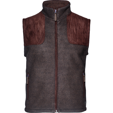 William II fleece waistcoat
